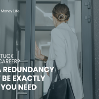 Feeling stuck in your career? Why a redundancy might be exactly what you need
