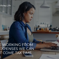 A financial advisor lets us in on all the working from home expenses we can deduct come tax time